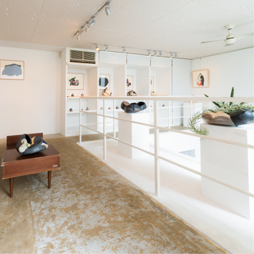 Installation view 塩谷良太展