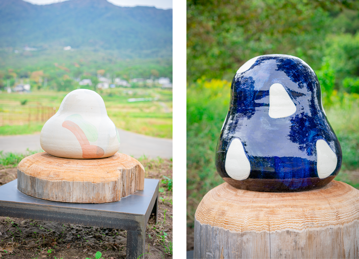 Installation view @ Art session Tsukuba 2019    物腰  (2019-4~10)
